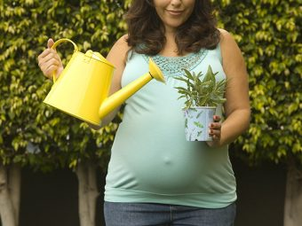 How Safe Is Gardening During Pregnancy?