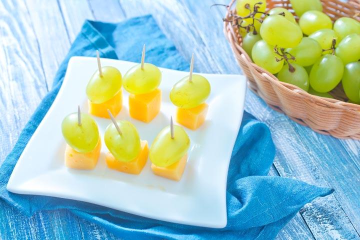 Grape Sticks