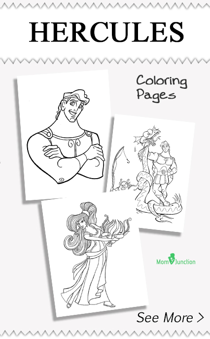 Comic Relief Coloring Pages Hercules Coloring Pages