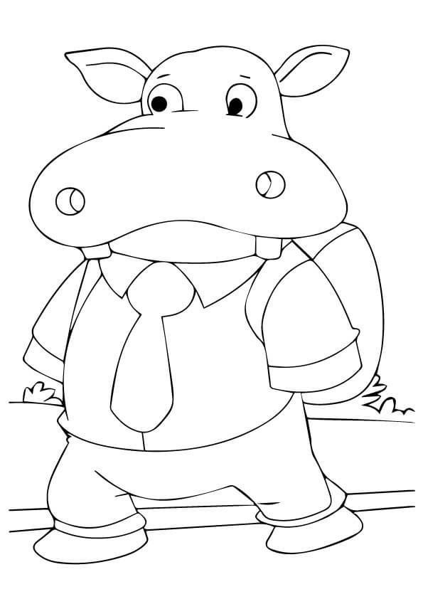 Hippo-Going-To