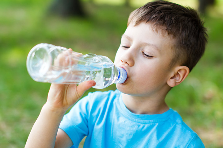 Is Bottled Water Safe For Your Kids
