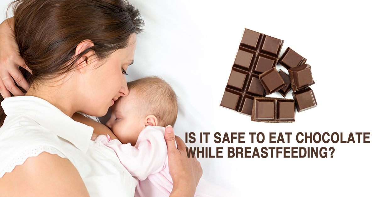 Is it safe to eat chocolate while pregnant
