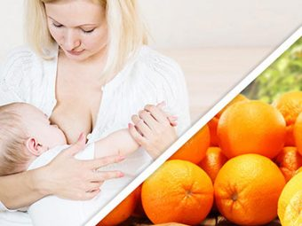 Is It Safe To Eat Oranges While Breastfeeding?