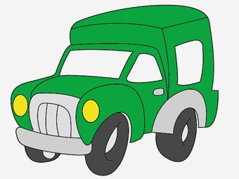Top 10 Jeep Coloring Pages For Your Little Ones
