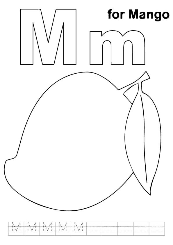 M-For-Mango
