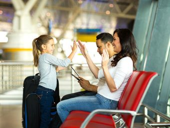 10 Useful Tips To Make Air Travel With Your Kids Easier