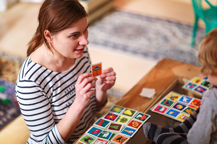 Memory Games For Your Toddler