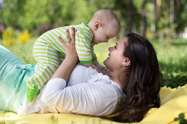 Mother And Baby Images
