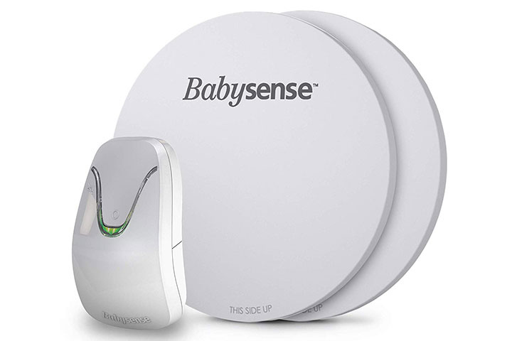New Babysense 7 - Under-The-Mattress Baby Movement Monitor