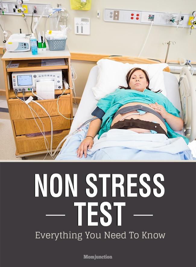 non stress test machine