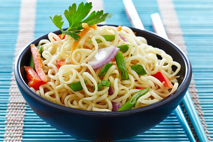 Noodle Recipes For Kids