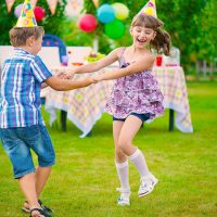 19 Lively Party Games For Kids