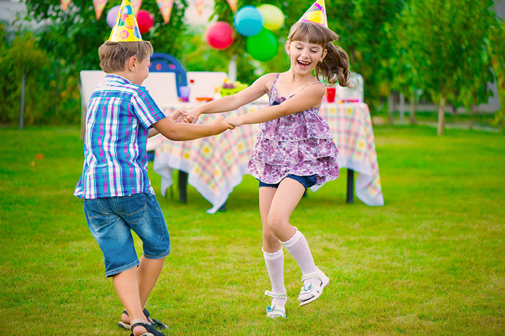 Party Games For Children