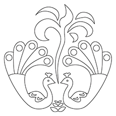 Best Of Diwali Coloring Pages YonjaMedia.com | 230x230