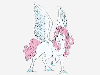 Top 10 Pegasus Coloring Pages For Toddlers