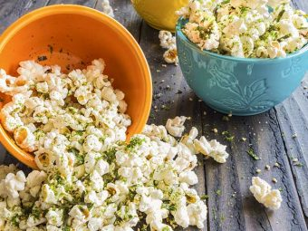 10 Quick And Easy Popcorn Recipes For Kids