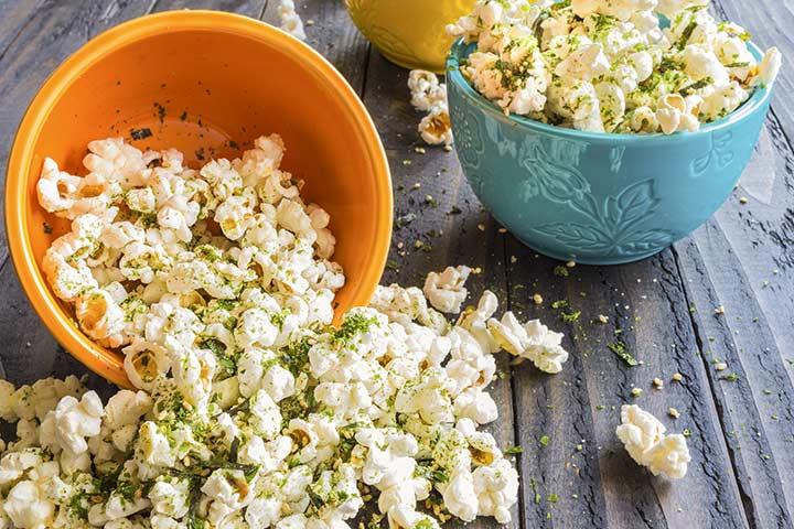 Popcorn Recipes For Kids