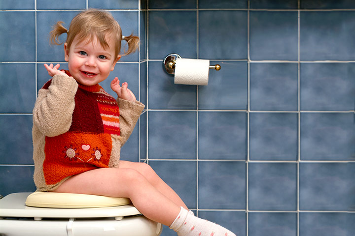 Potty-train Your Girl