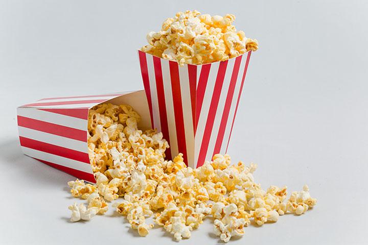 Ranch Style Popcorn
