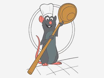 10 Best Ratatouille Coloring Pages For Little Ones