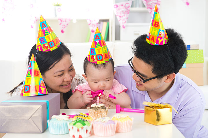 Return Gift Ideas For Your Baby's 1st Birthday Party