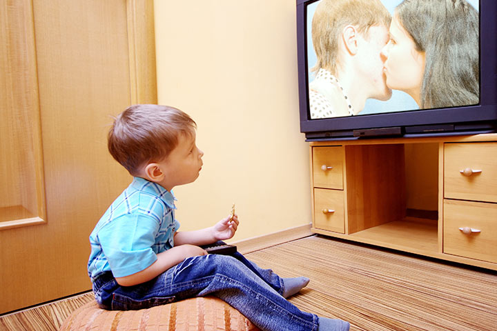the effects of television on children