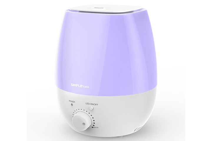 SimpleTaste Ultrasonic Cool Mist Humidifier