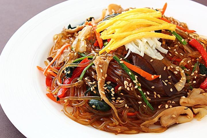 Sweet Noodles