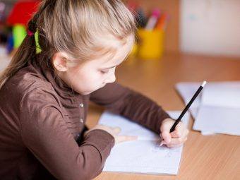 How To Teach And Help Your Left Handed Child To Write?