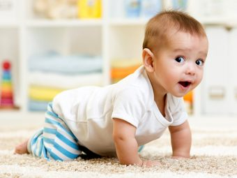 How To Help A Baby Crawl?