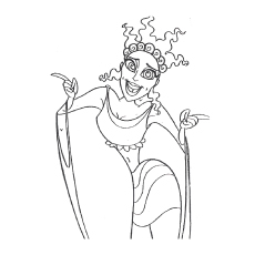 Top 10 Free Printable Hercules Coloring Pages For Toddlers