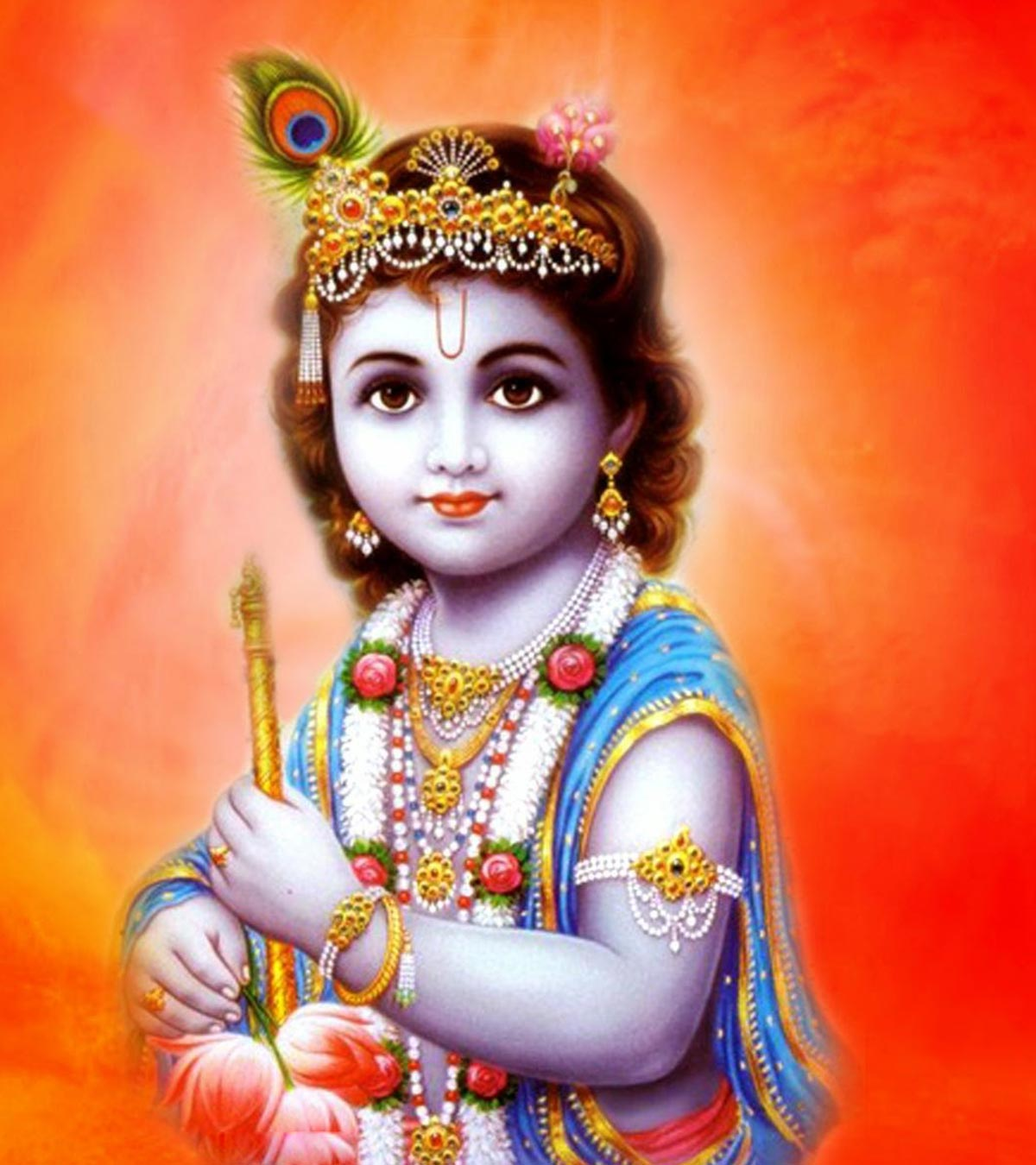 The Story Of The Birth Of Lord Krishna' For Your Kid