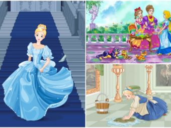 The fascinating Cinderella story