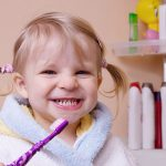 Tooth Discoloration In Toddlers