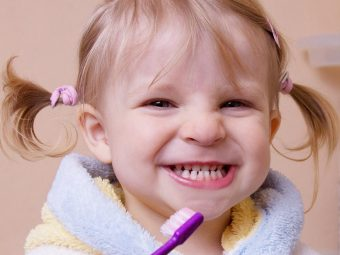 Toddler Bad Breath: Causes And Home Remedies