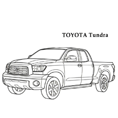 Toyota Tundra Jeep