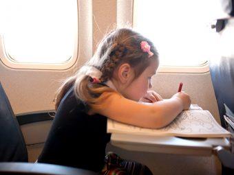 8 Simple & Helpful Travel Activities For Kids