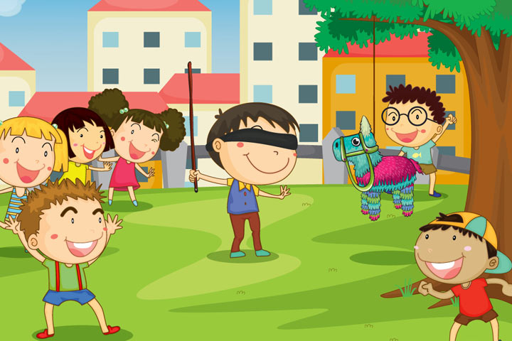 fun trust building activities for kids games exercises