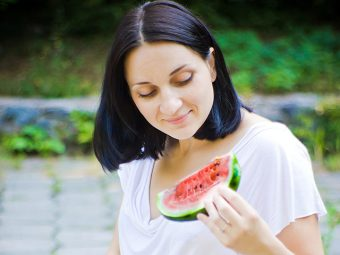 9 Healthy Reasons To Eat More Watermelon During Pregnancy