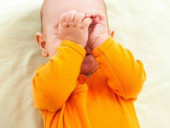 Why Do Babies Rub Their Eyes and How To Prevent It?