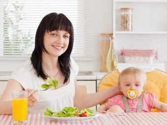 4 Nutritional Benefits Of Vegetarian Diet For Breastfeeding Mothers
