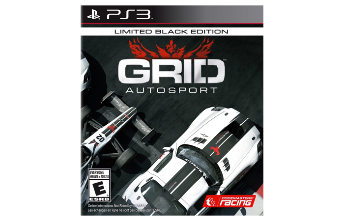 Best Racing Games For Xbox 360 - Grid Autosport