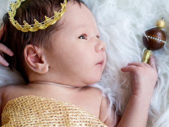 10 Wonderful Baby Boy Names That Mean King