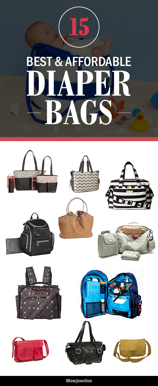 15 best and affordable diaper bags. Black Bedroom Furniture Sets. Home Design Ideas
