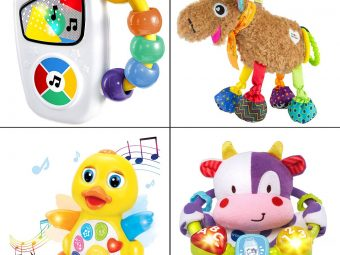 15 Best Toys To Buy For 3-Month-Old Babies In 2020