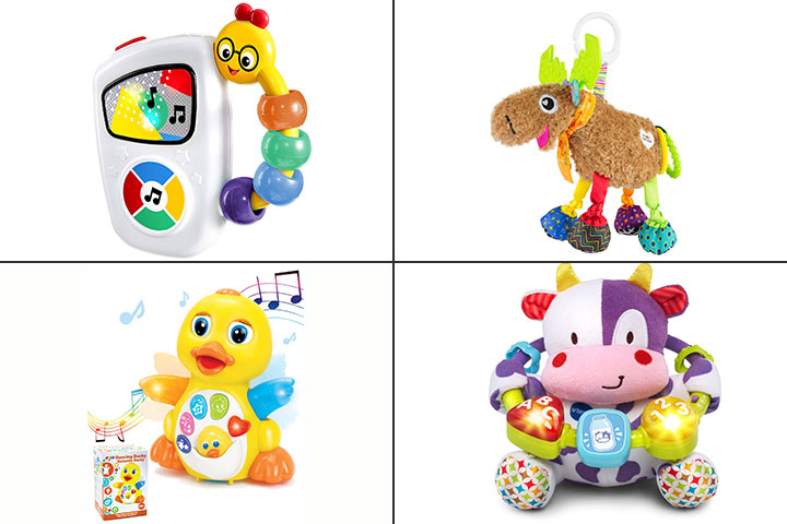 15 Best Toys For 3 Month Old Babies To Buy In 2020