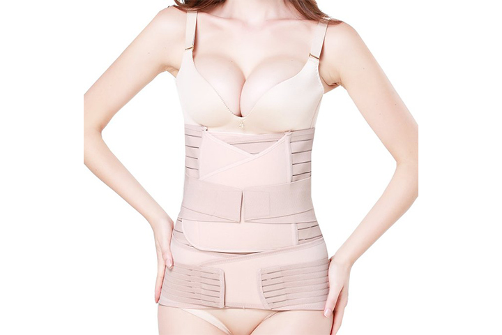 3-in-1 Postpartum Support Girdle – Belt Shapewear Waist Belts