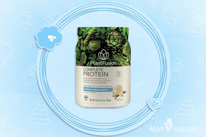 3. PlantFusion Complete Plant Based Protein Powder