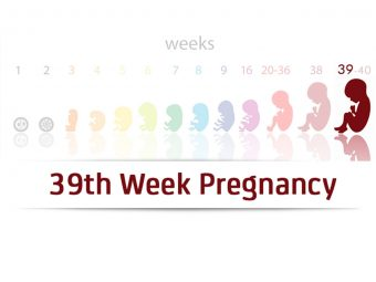 39th Week Pregnancy: Symptoms, Baby Development And Body Changes