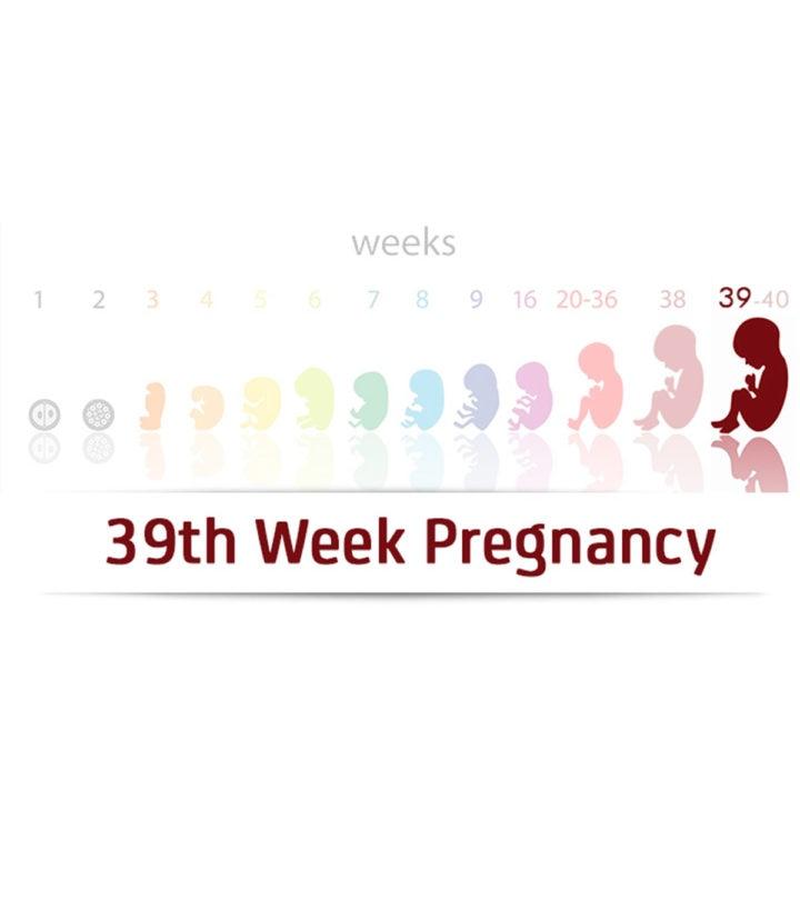 39th Week Pregnancy